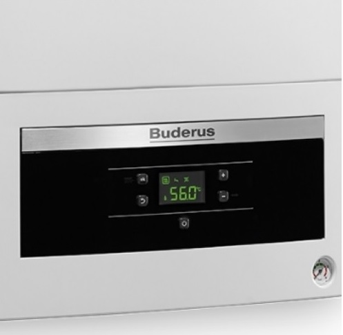 Centrala termica Buderus Logamax PLUS GB 062-24 KDH V2 - incalzire = 24 kW + a.c.m = 28 kW2