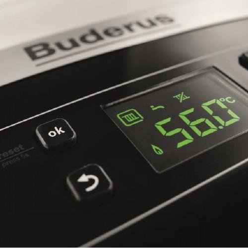 Centrala termica Buderus Logamax Plus GB 072-24K V2 fata